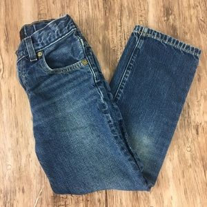 QUICKSILVER Boys straight leg jeans size 7